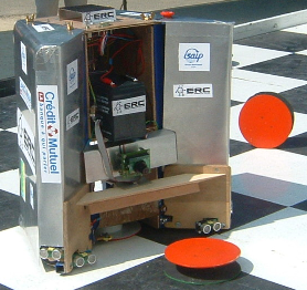 The ERC's robot