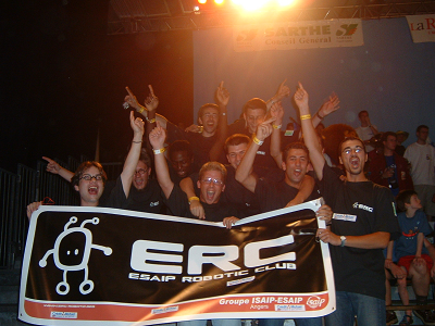 The ERC's Team